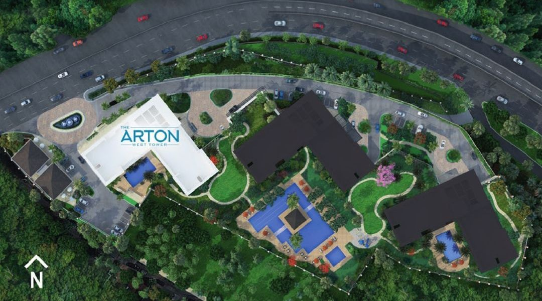 Arton by Rockwell - Site Develoment Plan