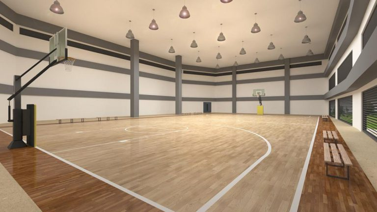 Arton by Rockwell- Basketball Court